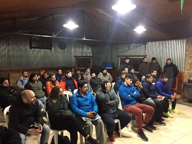 Gran convocatoria al Curso de Entrenadores en Río Grande