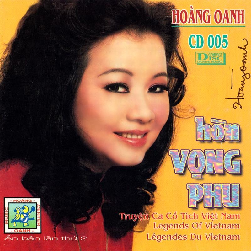Hoàng Oanh CD05 - Hòn Vọng Phu (NRG) + bìa scan mới