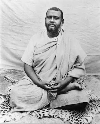 First President of Sri Ramakrishna Mission