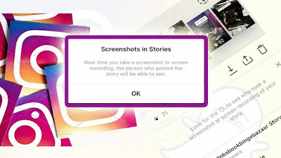 Instagram Is No Longer Alerting People When You Screenshot Their Stories
