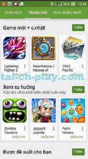 Ch Play - Tải ứng dụng Ch Play APK miễn phí cho Android 3