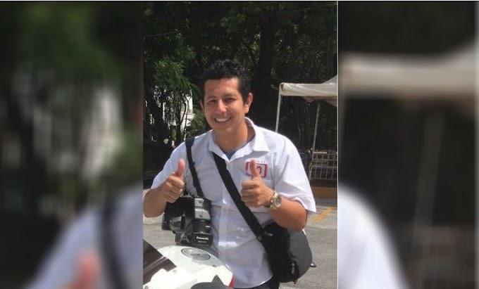 Asesinan a camarógrafo en Cancún
