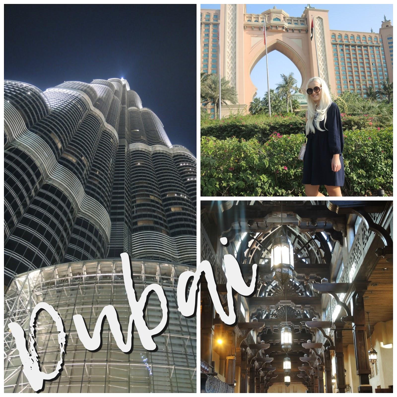 Travel Diaries: Dubai