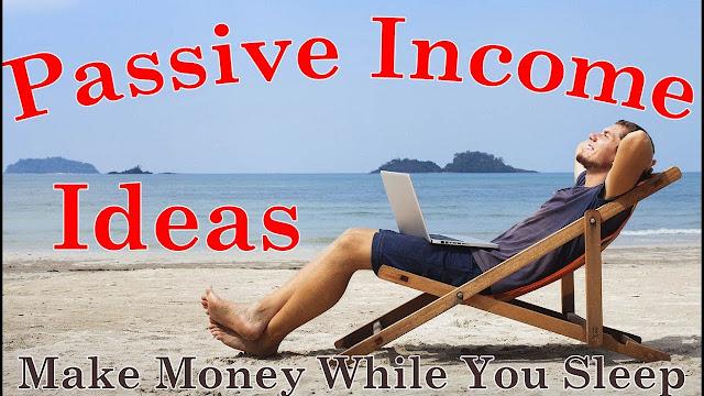 15 Passive Income Ideas to Make Money Online