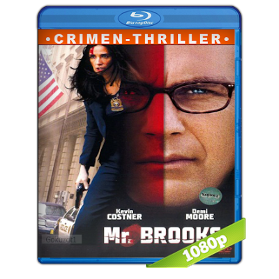Mr. Brooks (2007) BRRip Full 1080p Audio Trial Latino-Castellano-Ingles 5.1