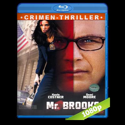 Mr. Brooks (2007) BRRip Full 1080p Audio Trial Latino-Castellano-Ingles 5.1