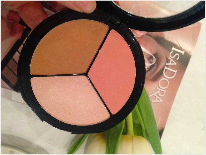 Isadora Sculpting Palette