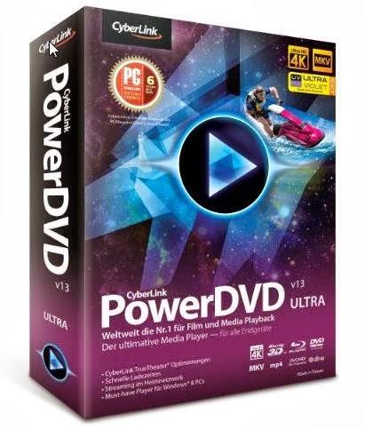 cyberlink powerdvd 13 key