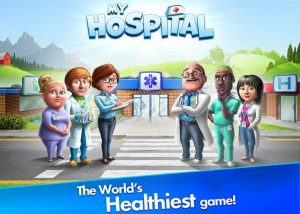 game simulasi my hospital