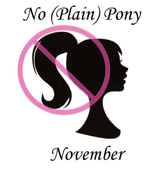 No Plain Pony November - Week 3