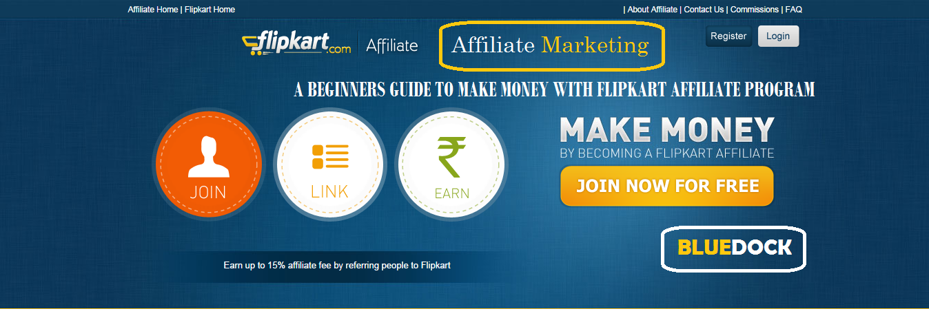 A Beginners Guide to Make Money with Flipkart Affiliate Program