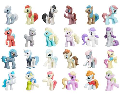 Wave 19 Blindbag Pony Set