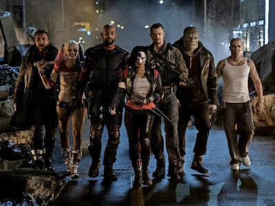 Taquilla USA: 'Escuadrón Suicida' vuelve a ser la película más vista