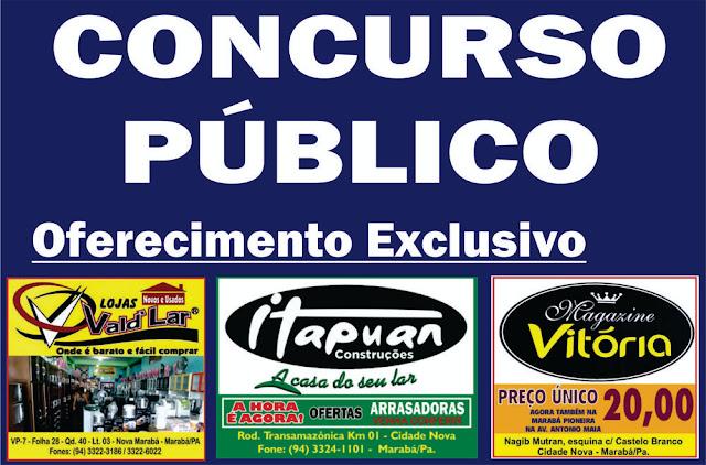 CONCURSOS PÚBLICOS OFERECEM 25 MIL VAGAS COM SALÁRIOS DE ATÉ R$ 29 MIL – CONFIRA...