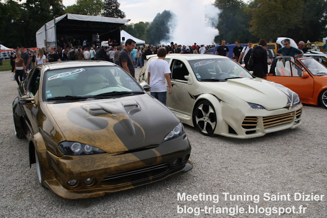 Meeting tuning Saint-Dizier