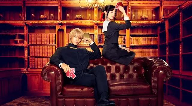 Live-Action Kaguya-sama: Love is War Perlihatkan PV Keduanya