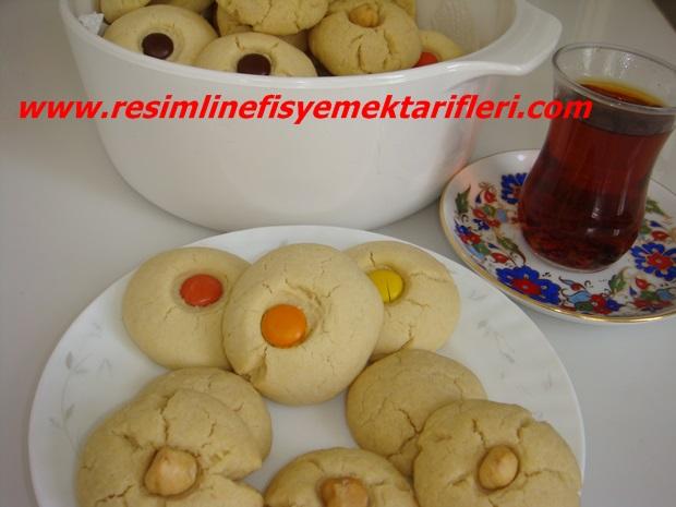 tahinli kurabiye nasıl yapılır
