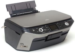 Epson stylus photos rx520 Wireless Printer Setup, Software & Driver