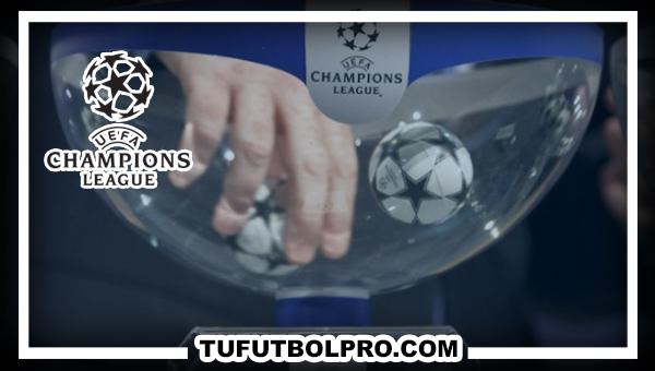Ver Sorteo Fase de Grupos EN VIVO UEFA Champions League Por Internet