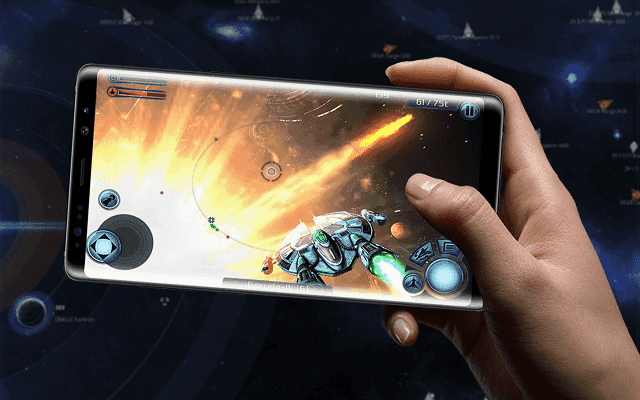 Top 2018 Space Games on Android Devices