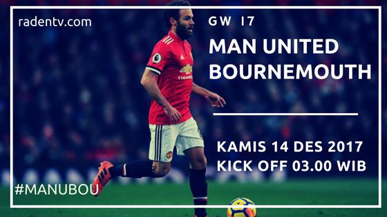 Man United vs Bournemouth