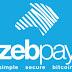 Zebpay exchange News India जेबपे ने अपना बिटकॉइन एंड क्रिप्टोकरेन्सी एक्सचेंज आज से बंद कर दिया