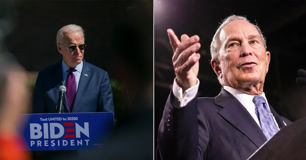 Michael Bloomberg Has Just Donated $100 Million To The Biden Campaign In Florida