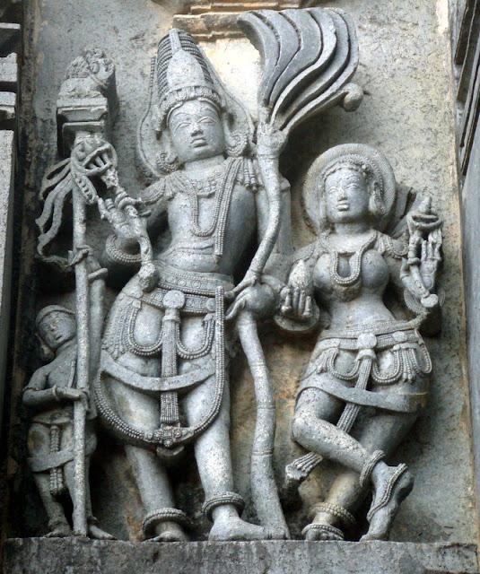 vasant panchami kama rati images