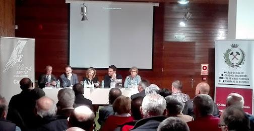 Mesa presidencial del acto (Fot. J.M. Sanchis, 2019)