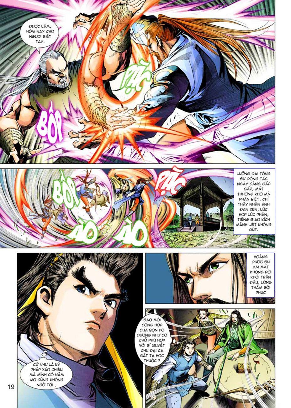Anh Hùng Xạ Điêu anh hùng xạ đêu chap 45 trang 19