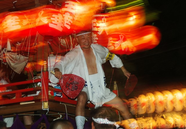 Taiko Matsuri (drum festival) at Koura Jinja Shrine, Yawata City, Kyoto