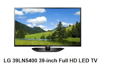 LG 39LN5400 review