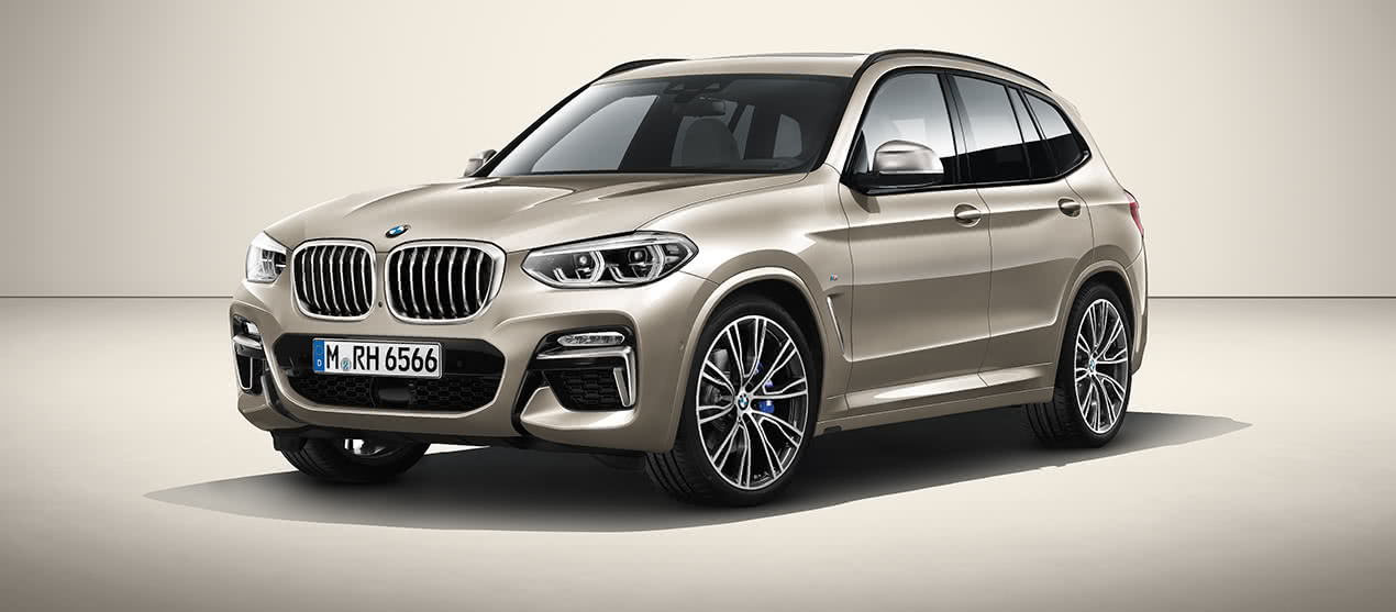 2019 Bmw X5 Rendering Draws Inspiration From All New X3