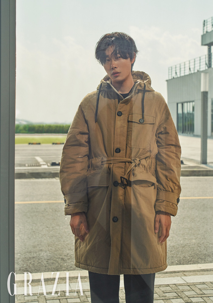 [Magazine] 20190916 Ryu Jun Yeol @ GRAZIA Korea