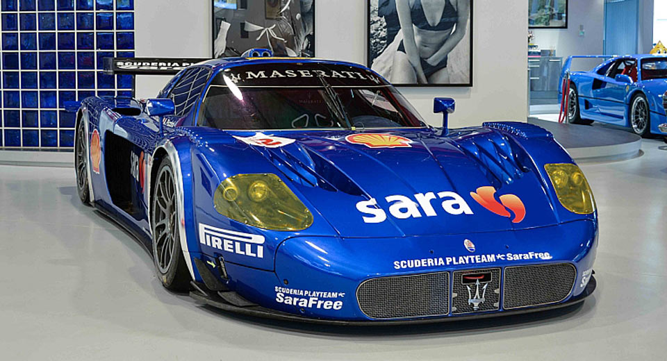 Put This Championship-Winning Maserati MC12 GT1 In Your Garage For $10 Million