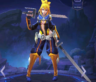 Build Item Terbaik Fanny Mobile Legends – High Damage
