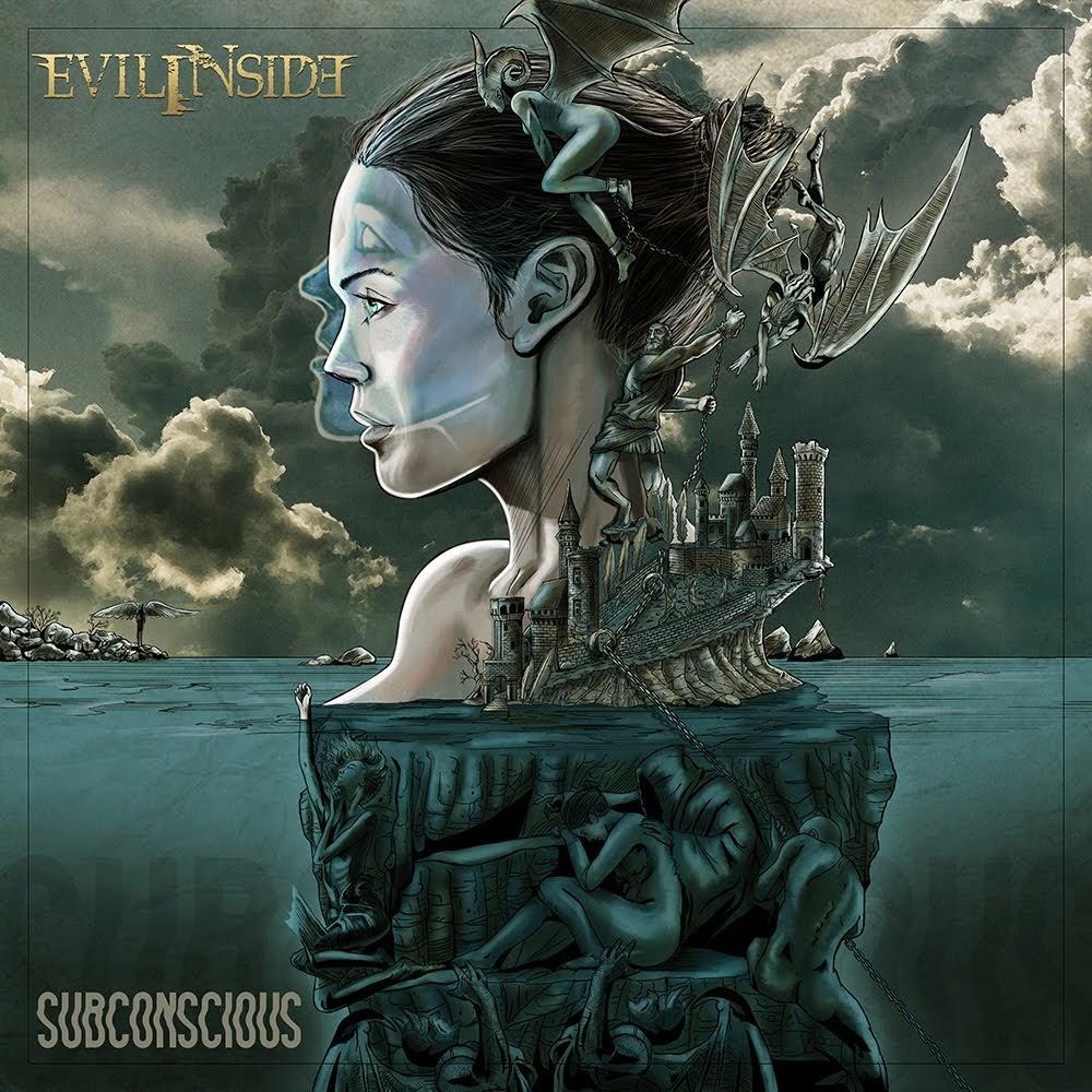 """Resultado de imagem para Evil Inside – """"Subconscious"""""""