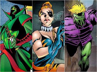 Stargirl escala Três atores para viver os vilões Rei Dragão, Tigresa e Mestre dos Esportes