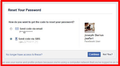 Forgot My Password for Facebook – Please Help!!!