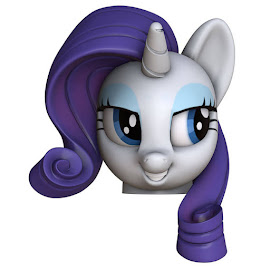 MLP Pencil Topper Figure Rarity Figure by Surprise Drinks