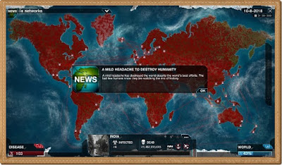 Plague Inc Evolved PC Games Gameplay