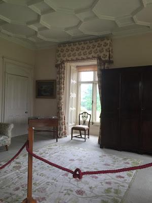 château de Highclere lieu de tournage Downton Abbey