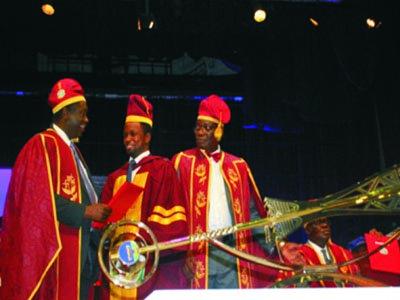 UNILAG Best Graduates Showered With Cash