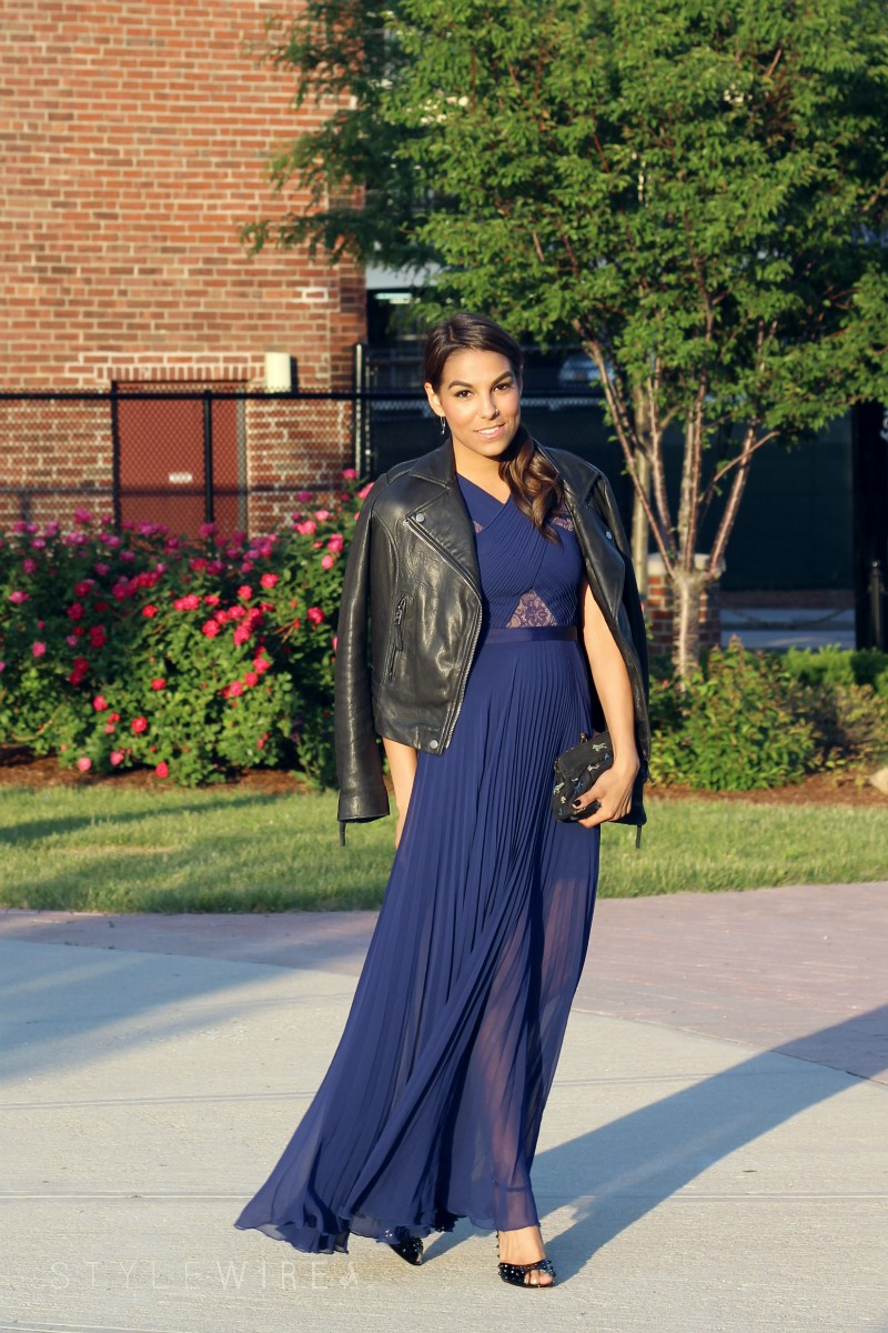 What I Wore Mfa Summer Party