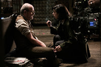 Richard Jenkins and Sally Hawkins on the set of The Shape of Water (19)