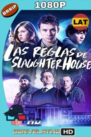 Las Reglas de Slaughterhouse (2018) BRRip 1080p Latino-Ingles MKV