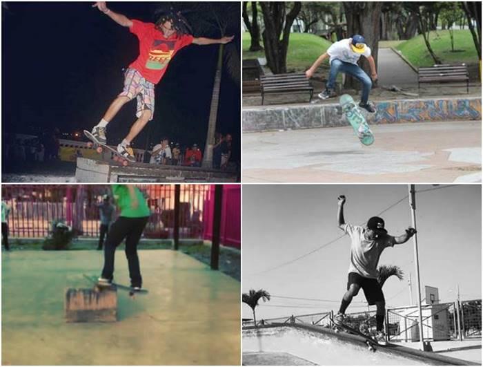 20 Gambar Foto Anak Skateboar Serta Video, Lihat Aksi Lompat Mereka