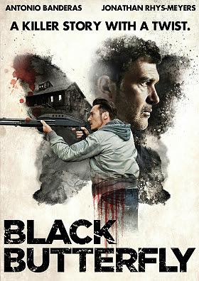 Filme Poster Borboleta Negra