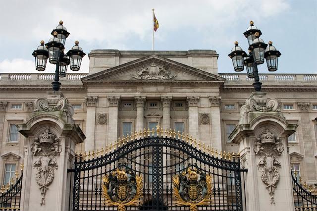 História do Palácio de Buckingham