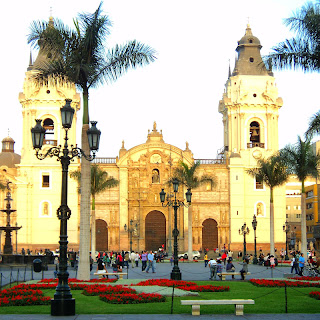 Basílica Catedral de Lima, no Peru